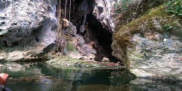 Barton Creek Cave Tour