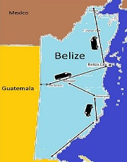 Belize Shuttle to Placencia